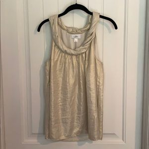 Grecian Inspired Gold Top